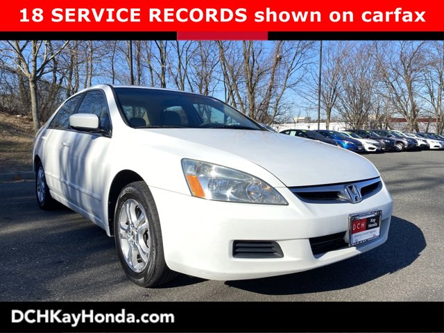 2006 Honda Accord Sedan LX SE