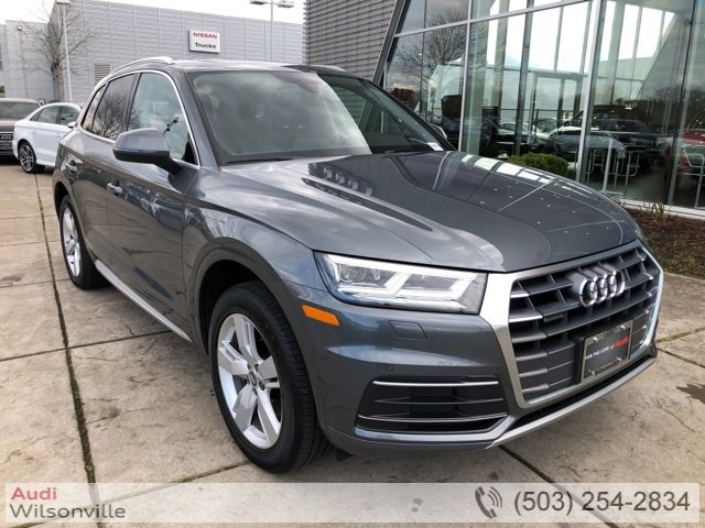 Used 2019 Audi Q5 in , OR