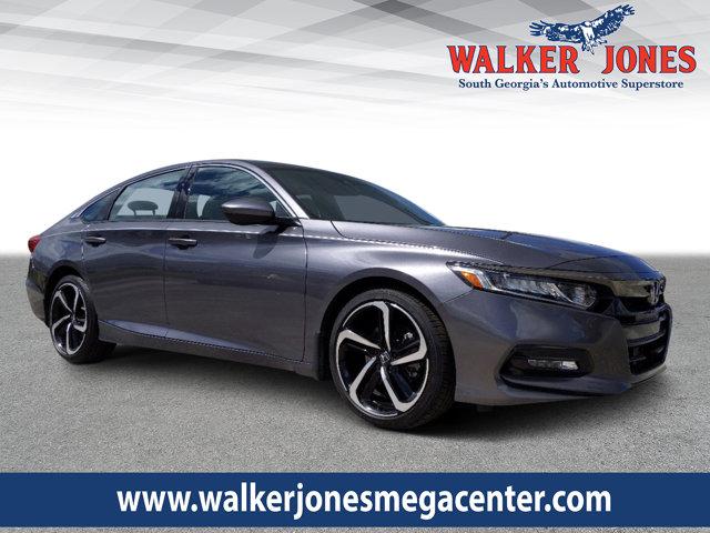 Used 2019 Honda Accord Sedan in Waycross, GA