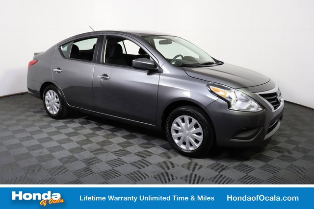Used 2019 Nissan Versa in Ocala, FL
