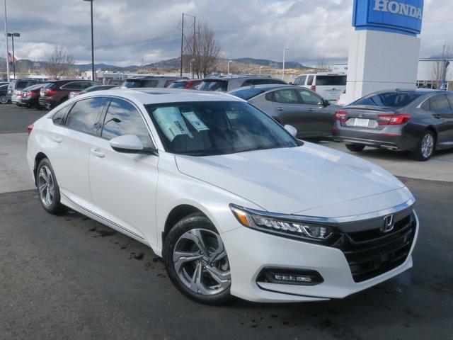 New 2020 Honda Accord Sedan in Prescott, AZ