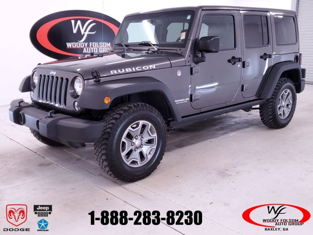 Used 2016 Jeep Wrangler Unlimited in Baxley, GA