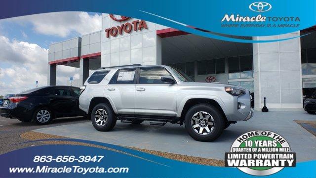 2020 Toyota 4runner Trd Off Road Jtebu5jr5l5747541 Miracle