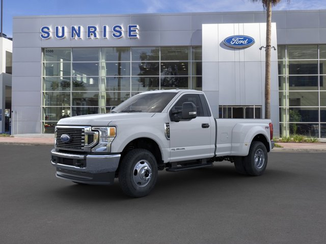 2020 Ford Super Duty F-350 DRW XL STX  Intercooled Turbo Diesel V-8 6.7 L/406 [2]