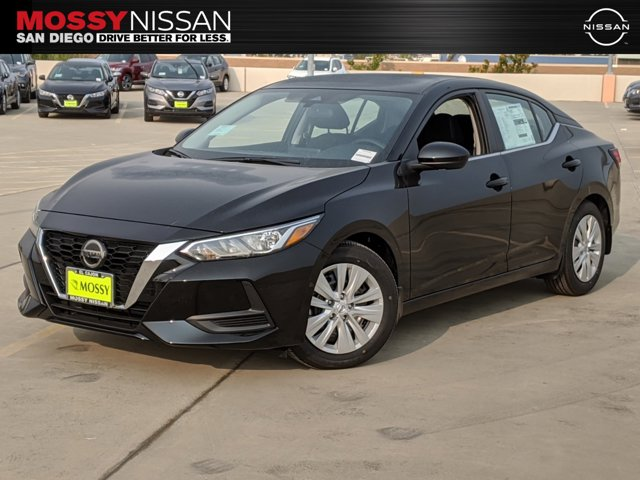 2020 Nissan Sentra S S CVT Regular Unleaded I-4 2.0 L/122 [15]