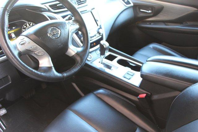 2018 Nissan Murano SL 10