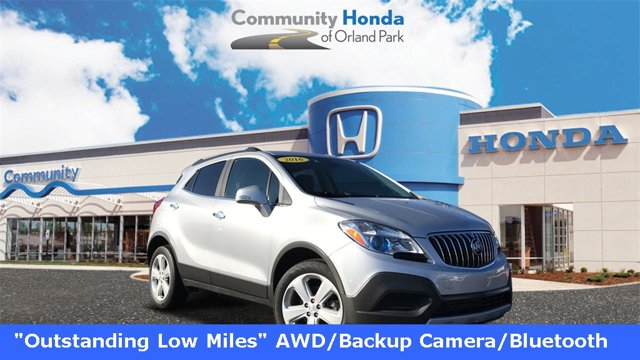 Used 2016 Buick Encore in Orland Park, IL