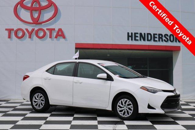 Used 2018 Toyota Corolla in Henderson, NC