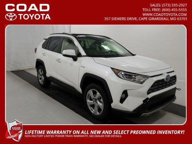 2019 Toyota RAV4 Hybrid Hybrid Limited