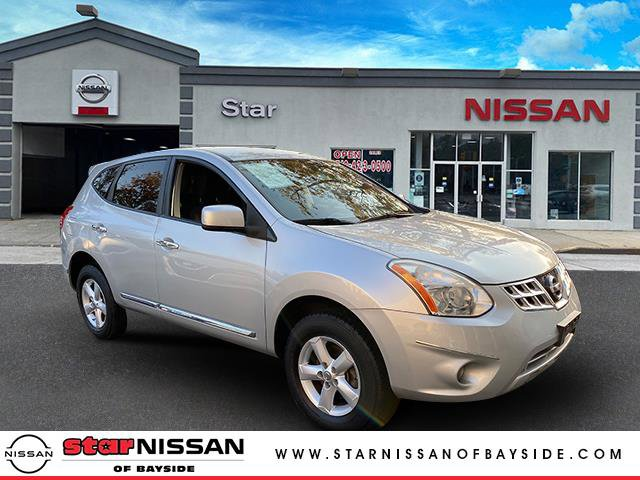 2013 Nissan Rogue S AWD 4dr S Gas I4 2.5L/152 [5]