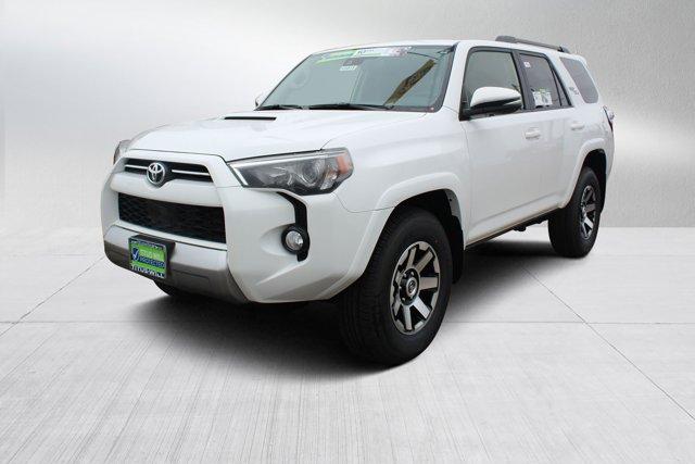 New 2020 Toyota 4Runner in Tacoma, WA