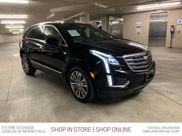 2017 Cadillac XT5 Premium Luxury FWD FWD 4dr Premium Luxury Gas V6 3.6L/222.6 [3]