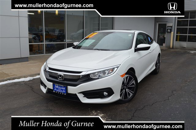 Used 2017 Honda Civic Coupe in Gurnee, IL