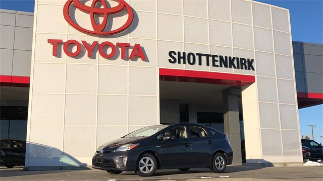 Used 2013 Toyota Prius in Quincy, IL