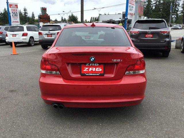 Used 2009 BMW 1 Series 2dr Cpe 128i