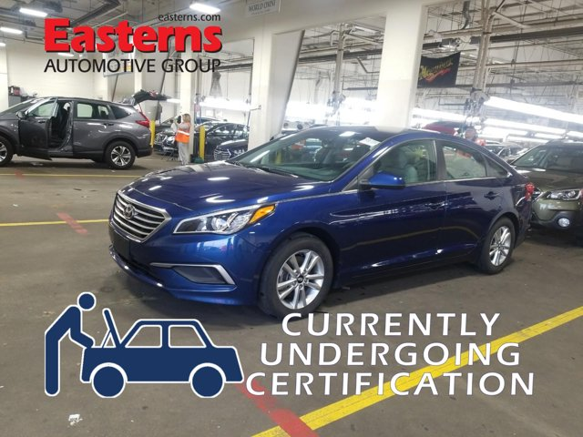 2017 Hyundai Sonata for sale 123277 0