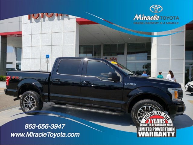 Used 2018 Ford F-150 in Haines City, FL