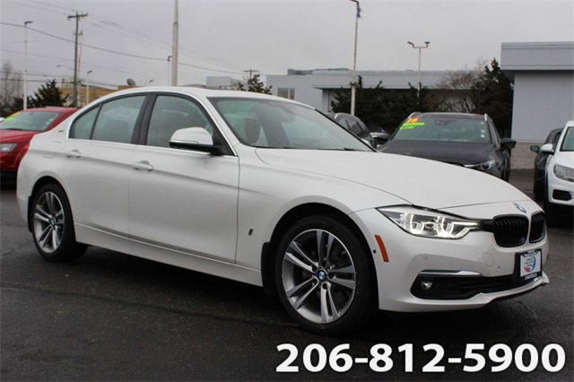 Used 2017 BMW 3 Series in Seattle, WA