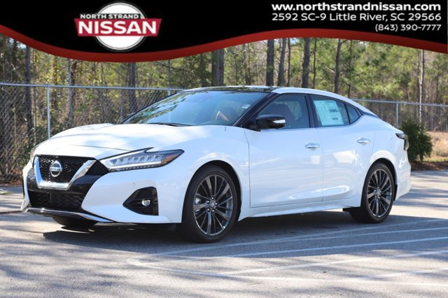 New 2020 Nissan Maxima in Little River, SC
