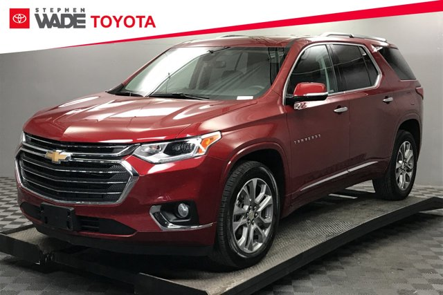 Used 2019 Chevrolet Traverse in St. George, UT