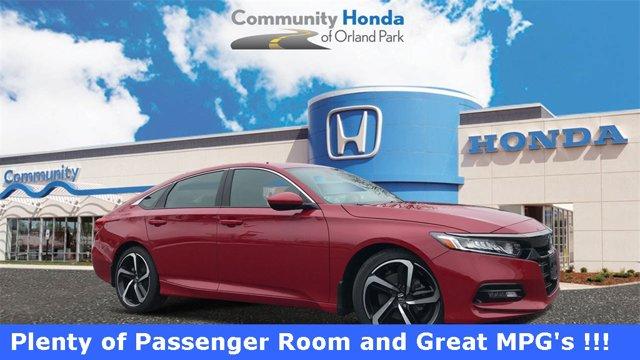 Used 2019 Honda Accord Sedan in Orland Park, IL