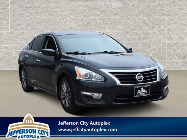 Used 2015 Nissan Altima in Jefferson City, MO