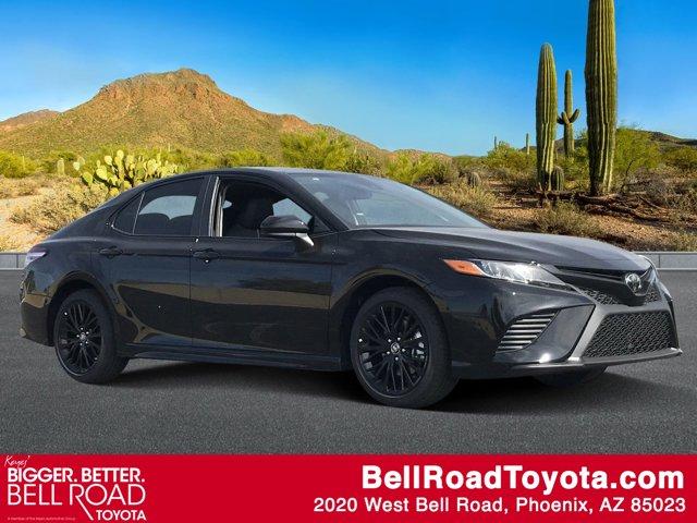 New 2020 Toyota Camry in Phoenix, AZ