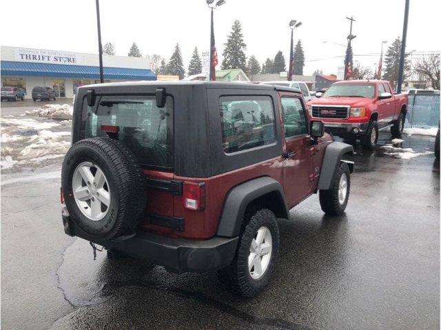 Used 2007 Jeep Wrangler X