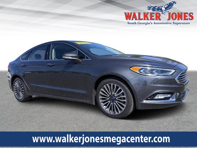 Used 2018 Ford Fusion in Waycross, GA