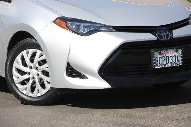 2018 Toyota Corolla LE 1