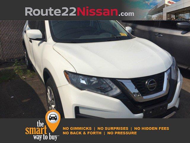 2018 Nissan Rogue S AWD S Regular Unleaded I-4 2.5 L/152 [15]