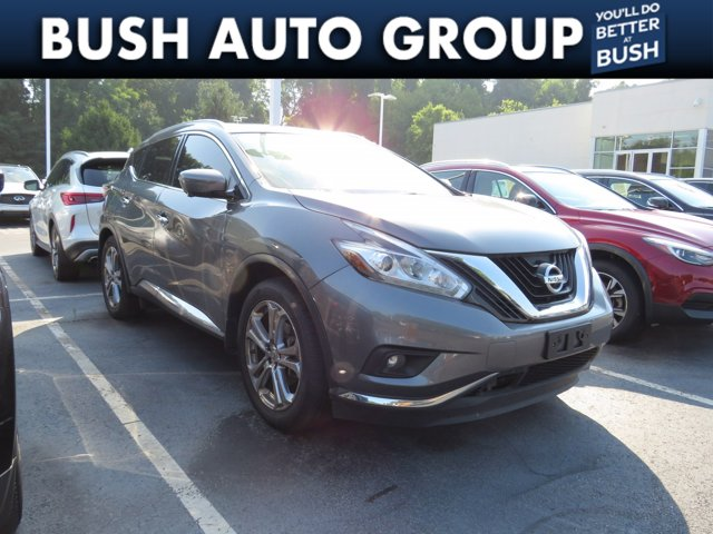 2016 Nissan Murano Platinum AWD 4dr Platinum Regular Unleaded V-6 3.5 L/213 [1]