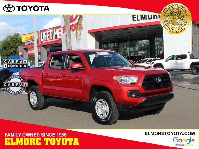 Used 2017 Toyota Tacoma in Westminster, CA