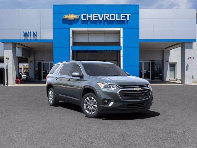2021 Chevrolet Traverse LT Cloth FWD 4dr LT Cloth w/1LT Gas V6 3.6L/217 [15]