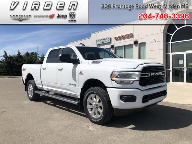 2019 Ram 2500 Big Horn Big Horn 4x4 Crew Cab 6'4″ Box Intercooled Turbo Diesel I-6 6.7 L/408 [0]