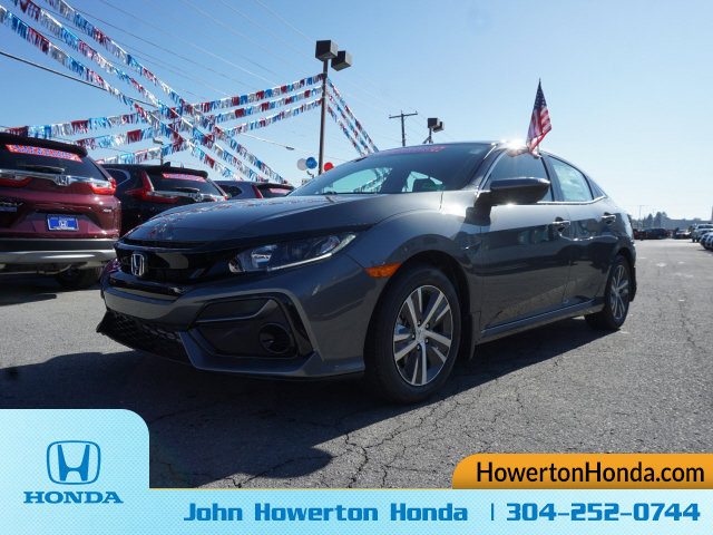 New 2020 Honda Civic Hatchback in Beckley, WV