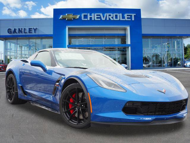 New 2019 Chevrolet Corvette in Brook Park, OH