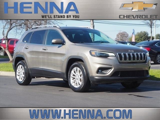 Used 2019 Jeep Cherokee in Austin, TX