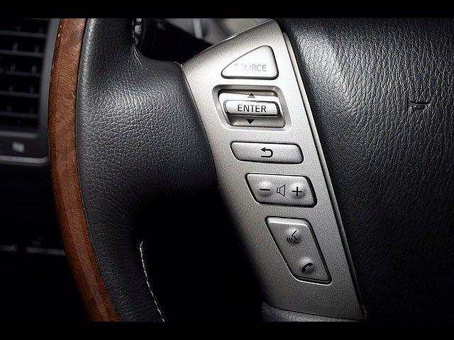 2015 INFINITI QX80 Driver Assist 8 Passenger AWD Navigation 25