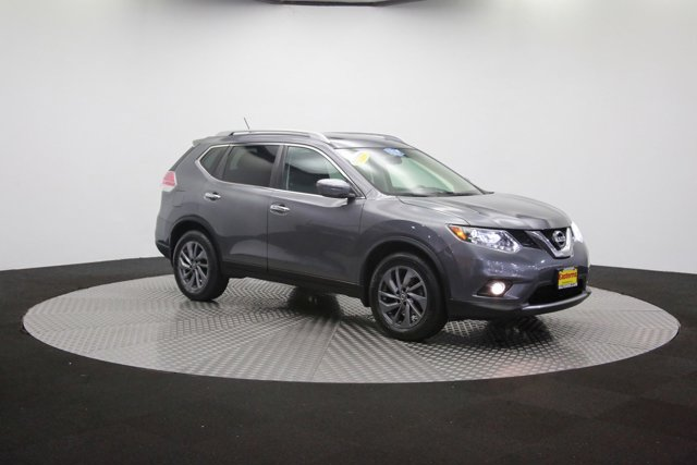 2016 Nissan Rogue for sale 121371 44