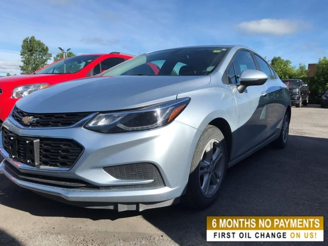 2017 Chevrolet Cruze LT 4dr Sdn 1.4L LT w/1SD Turbocharged Gas I4 1.4L/ [3]