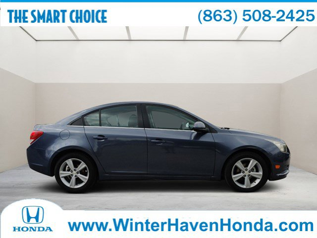 Used 2014 Chevrolet Cruze in Winter Haven, FL