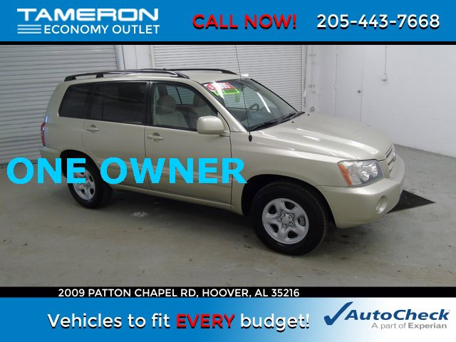 Used 2003 Toyota Highlander in Birmingham, AL