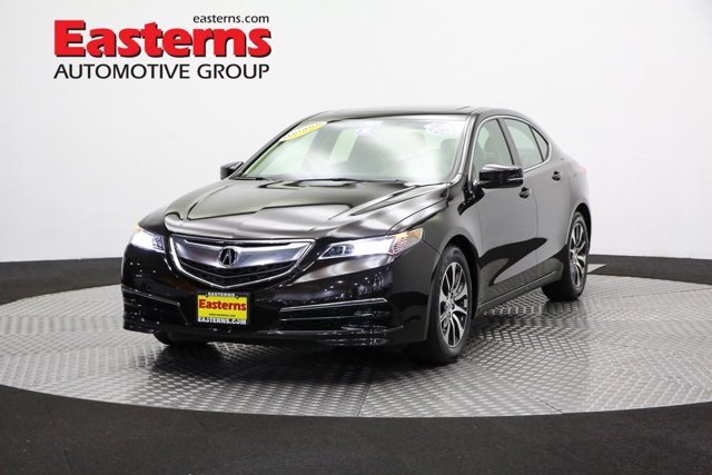 2017 Acura TLX for sale 124561 0