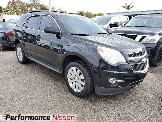 Used 2010 Chevrolet Equinox in Pompano Beach, FL