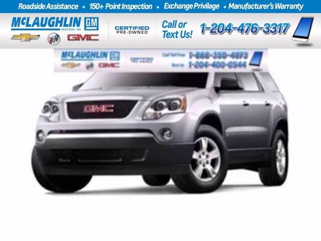 2012 GMC Acadia SLE1 AWD 4dr SLE1 Gas V6 3.6L/217 [7]