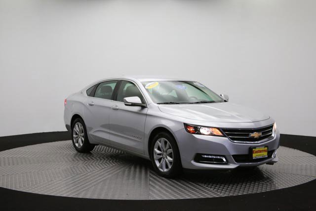 2018 Chevrolet Impala for sale 123351 44