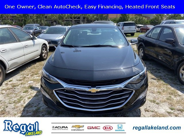 Used 2019 Chevrolet Malibu in Lakeland, FL