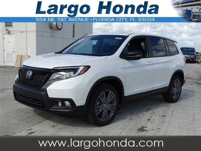 New 2020 Honda Passport in Florida City, FL