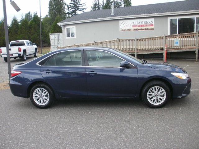 Used 2017 Toyota Camry in Lynden, WA
